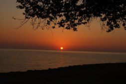 Solnedgång, Koutsopia